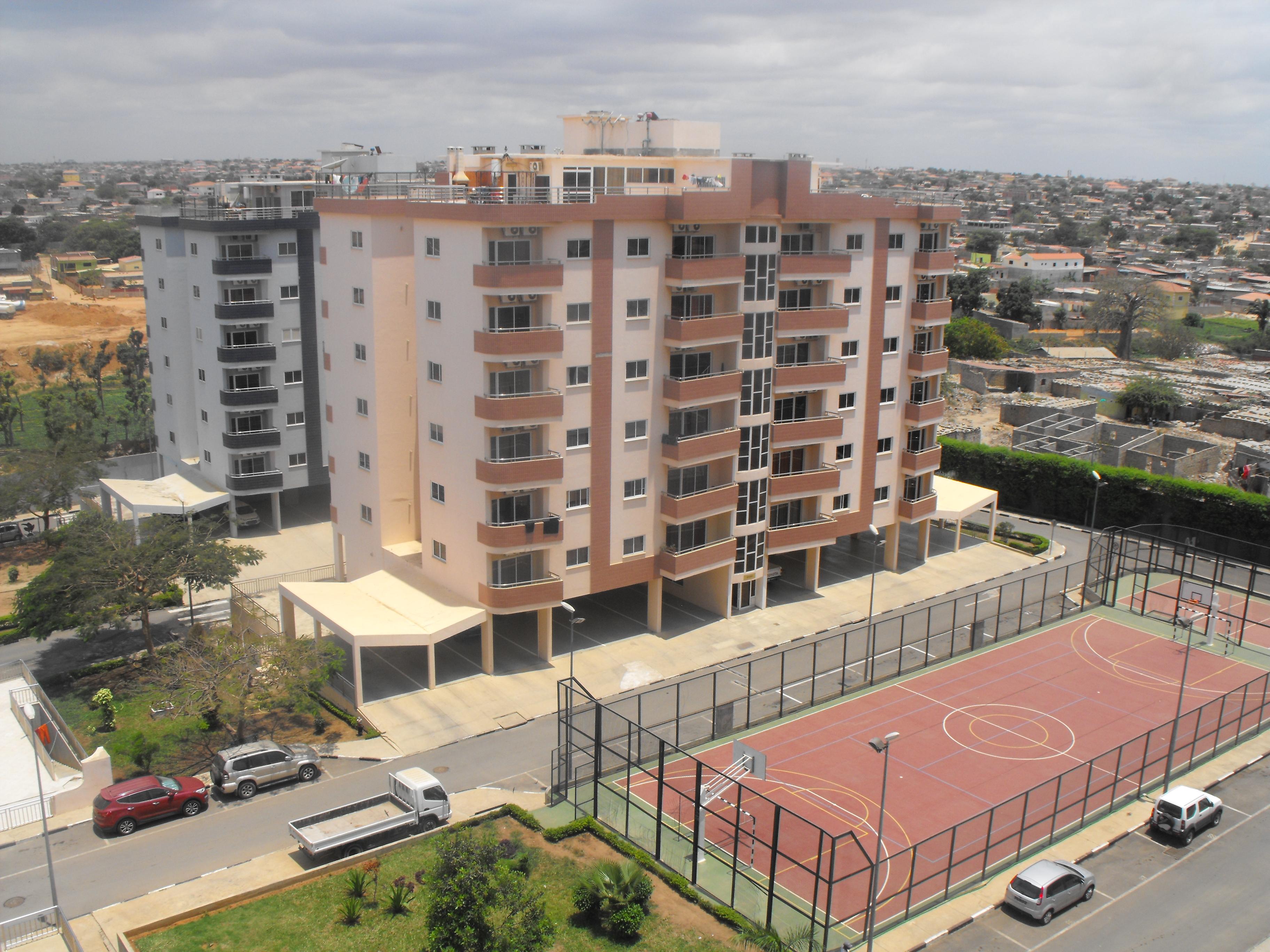 Vendemos Apartamento T3 Condomínio Astros de Talatona